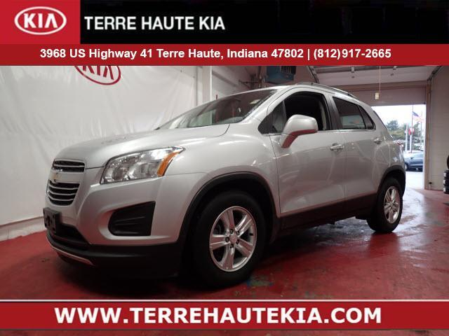 2016 Chevrolet Trax FWD 4dr LT Terre Haute IN