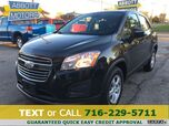 2016 Chevrolet Trax LS 4Dr AWD w/Low Miles