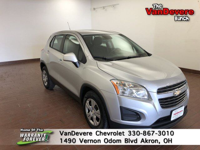 2016 Chevrolet Trax LS Akron OH