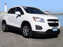 2016_Chevrolet_Trax_LS_ Cape May Court House NJ