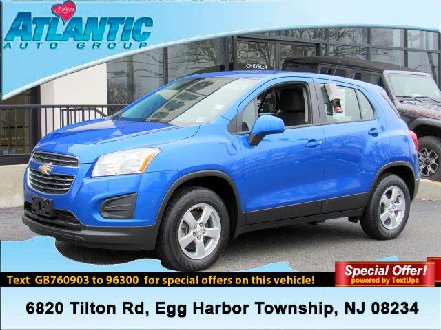 2016 Chevrolet Trax LS Egg Harbor Township NJ
