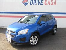 2016_Chevrolet_Trax_LS FWD_ Dallas TX