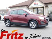 2016_Chevrolet_Trax_LS_ Fishers IN