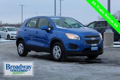 2016_Chevrolet_Trax_LS_ Green Bay WI