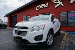 2016_Chevrolet_Trax_LS_ Indianapolis IN