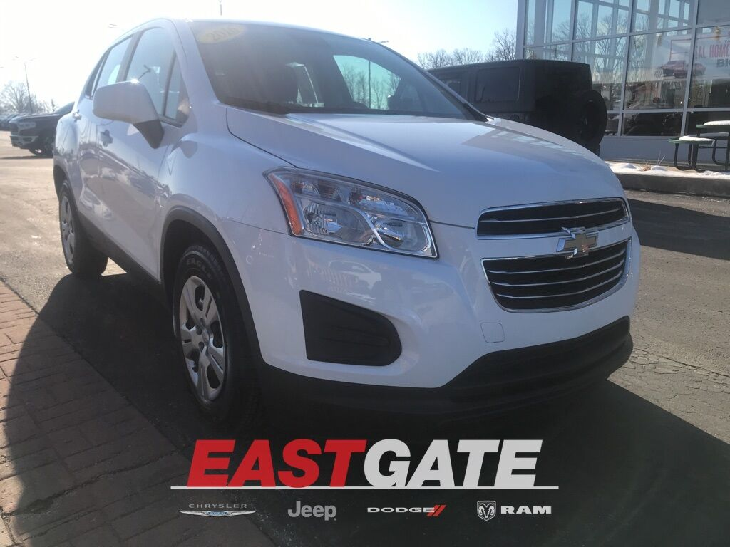 2016 Chevrolet Trax LS Indianapolis IN
