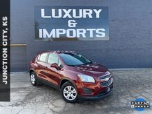 2016_Chevrolet_Trax_LS_ Leavenworth KS