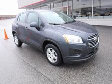 2016_Chevrolet_Trax_LS_ Manchester MD