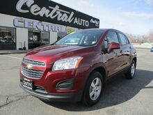 2016_Chevrolet_Trax_LS_ Murray UT