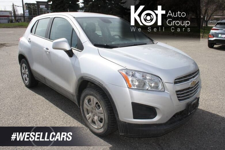 2016 Chevrolet Trax LS One owner, No accident. Kelowna BC