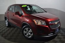 2016_Chevrolet_Trax_LS_ Seattle WA