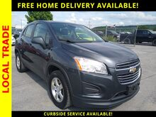 2016_Chevrolet_Trax_LS_ Watertown NY