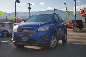 2016_Chevrolet_Trax_LT AWD_ Colorado Springs CO