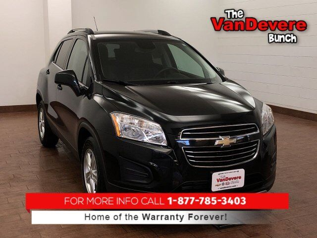 2016 Chevrolet Trax LT Akron OH