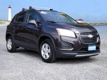2016_Chevrolet_Trax_LT_ South Jersey NJ