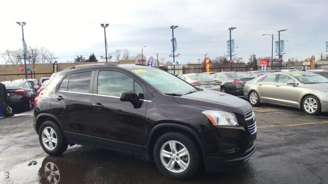 2016 Chevrolet Trax LT Chicago IL