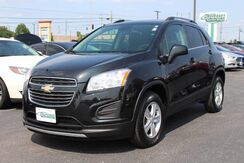 2016_Chevrolet_Trax_LT_ Fort Wayne Auburn and Kendallville IN