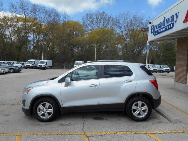 2016 Chevrolet Trax LT Green Bay WI