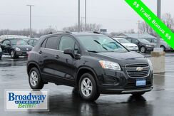 2016_Chevrolet_Trax_LT_ Green Bay WI