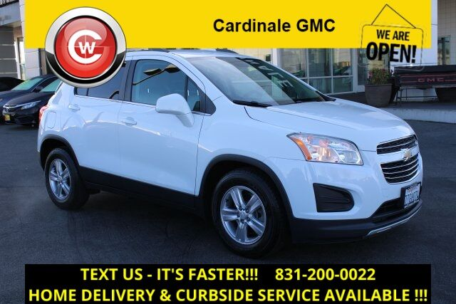 2016 Chevrolet Trax LT Seaside CA