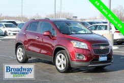 2016_Chevrolet_Trax_LTZ_ Green Bay WI