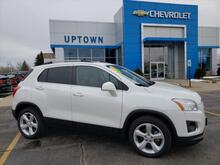 2016_Chevrolet_Trax_LTZ_ Milwaukee and Slinger WI