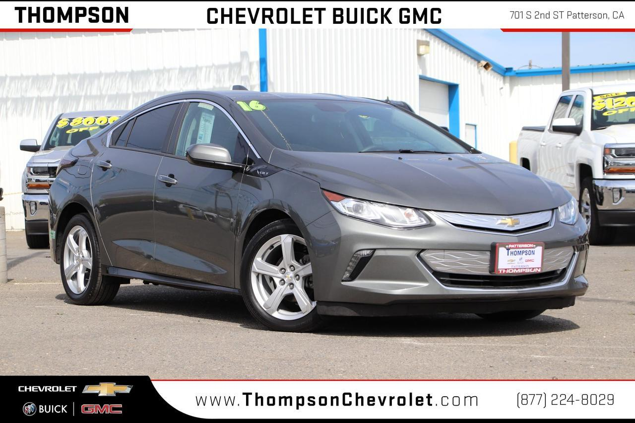 2016 Chevrolet Volt Lt Sedan
