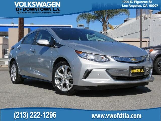 2016 Chevrolet Volt Premier Los Angeles CA