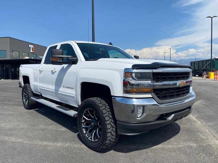 2016 Chevy 1500 LT West Valley City UT