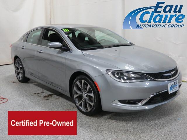 2016 Chrysler 200 4dr Sdn C FWD Altoona WI