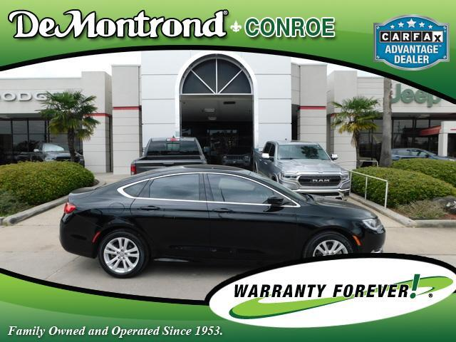 2016 Chrysler 200 4dr Sdn Limited FWD Conroe TX