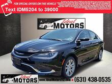 2016_Chrysler_200_4dr Sdn Limited FWD_ Medford NY