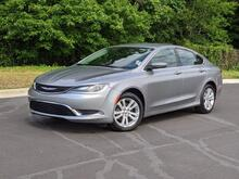 2016_Chrysler_200_4dr Sdn Limited FWD_ Raleigh NC