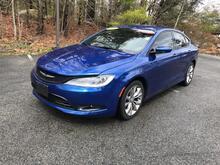 2016_Chrysler_200_4dr Sdn S AWD_ Pembroke MA