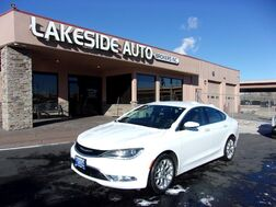 2016_Chrysler_200_C AWD_ Colorado Springs CO