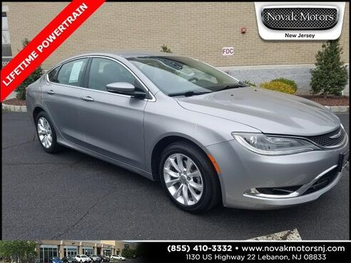 2016_Chrysler_200_C_ Lebanon NJ