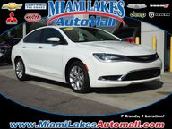 2016 Chrysler 200 C Miami Lakes FL