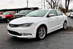 2016_Chrysler_200_C Platinum_ Fort Wayne Auburn and Kendallville IN