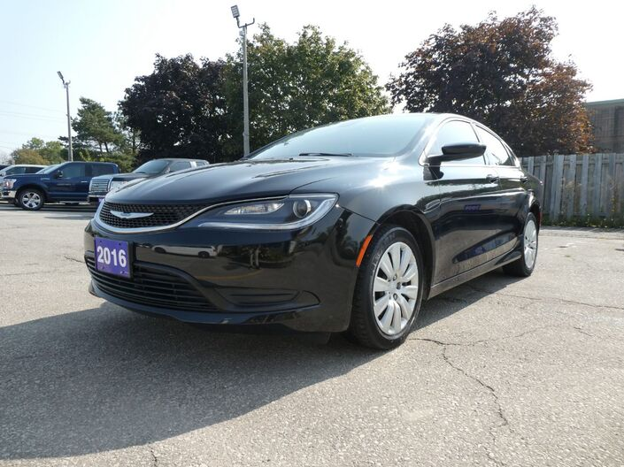 2016 Chrysler 200 LX AS IS Essex ON