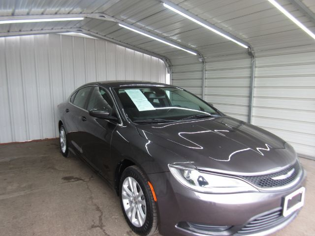 2016 Chrysler 200 LX Dallas TX