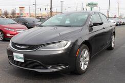 2016_Chrysler_200_LX_ Fort Wayne Auburn and Kendallville IN