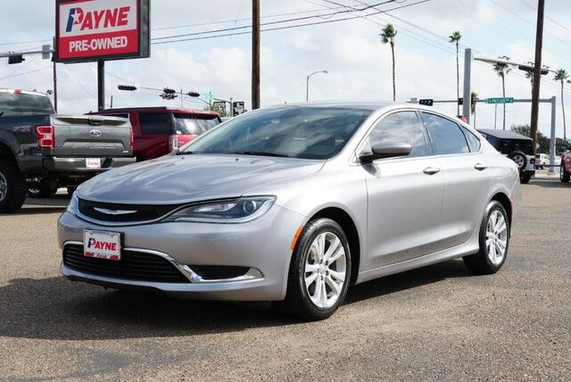 2016 Chrysler 200 Limited  TX