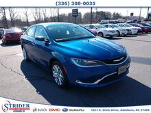 2016_Chrysler_200_Limited_ Asheboro NC