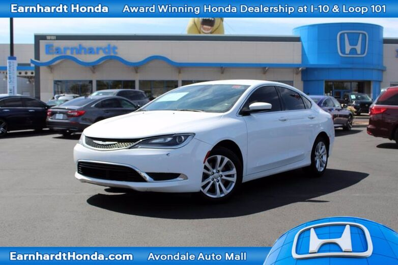 2016 Chrysler 200 Limited Avondale AZ