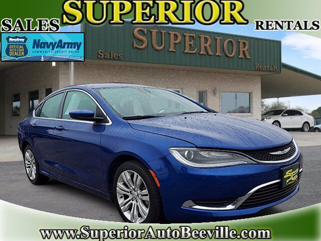 2016 Chrysler 200 Limited Beeville TX