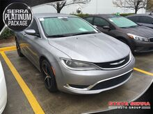 2016_Chrysler_200_Limited_ Central and North AL