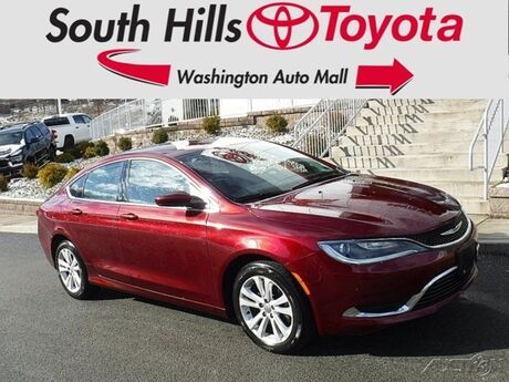 2016 Chrysler 200 Limited Canonsburg PA