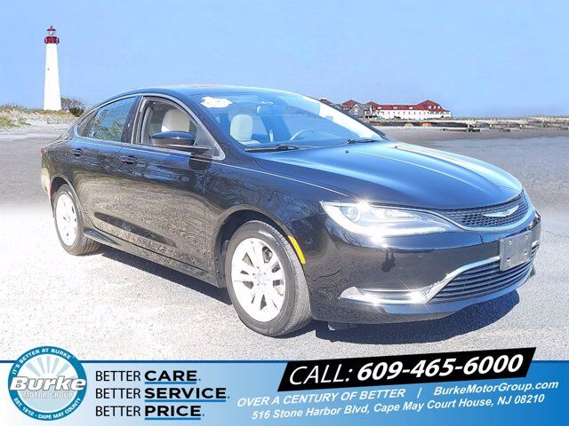 2016 Chrysler 200 Limited Cape May Court House NJ