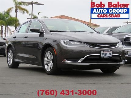 2016_Chrysler_200_Limited_ Carlsbad CA
