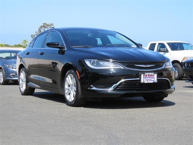 2016 Chrysler 200 Limited Carlsbad CA
